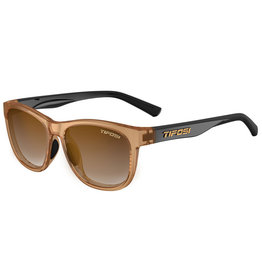 TIFOSI OPTICS SWANK CRYSTAL BROWN/ONYX