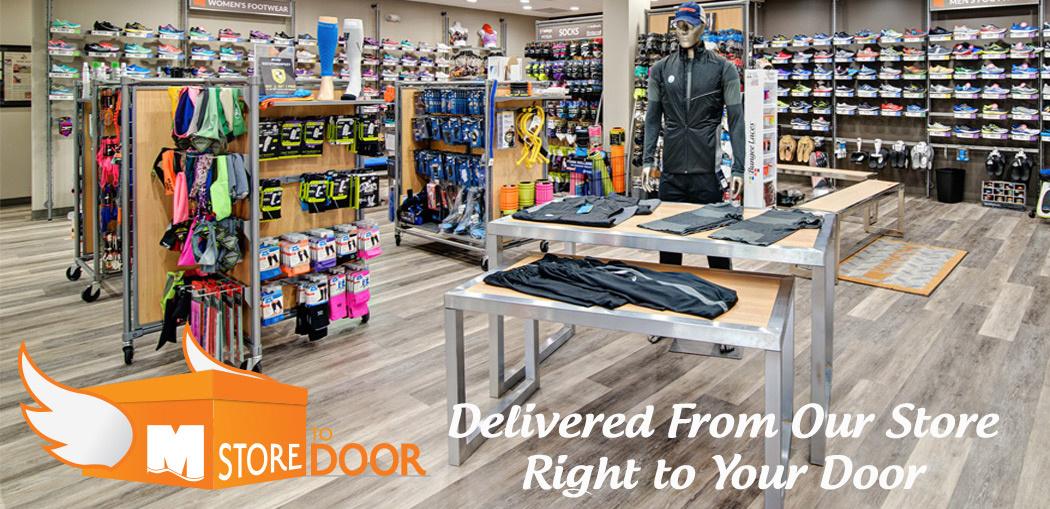 Store to Door Delivery