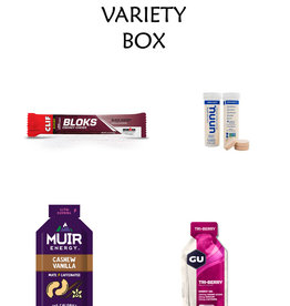 MRC Nutrition Variety Box $40