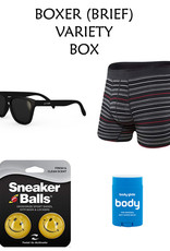 MRC Men's Boxer (Brief) Variety Box