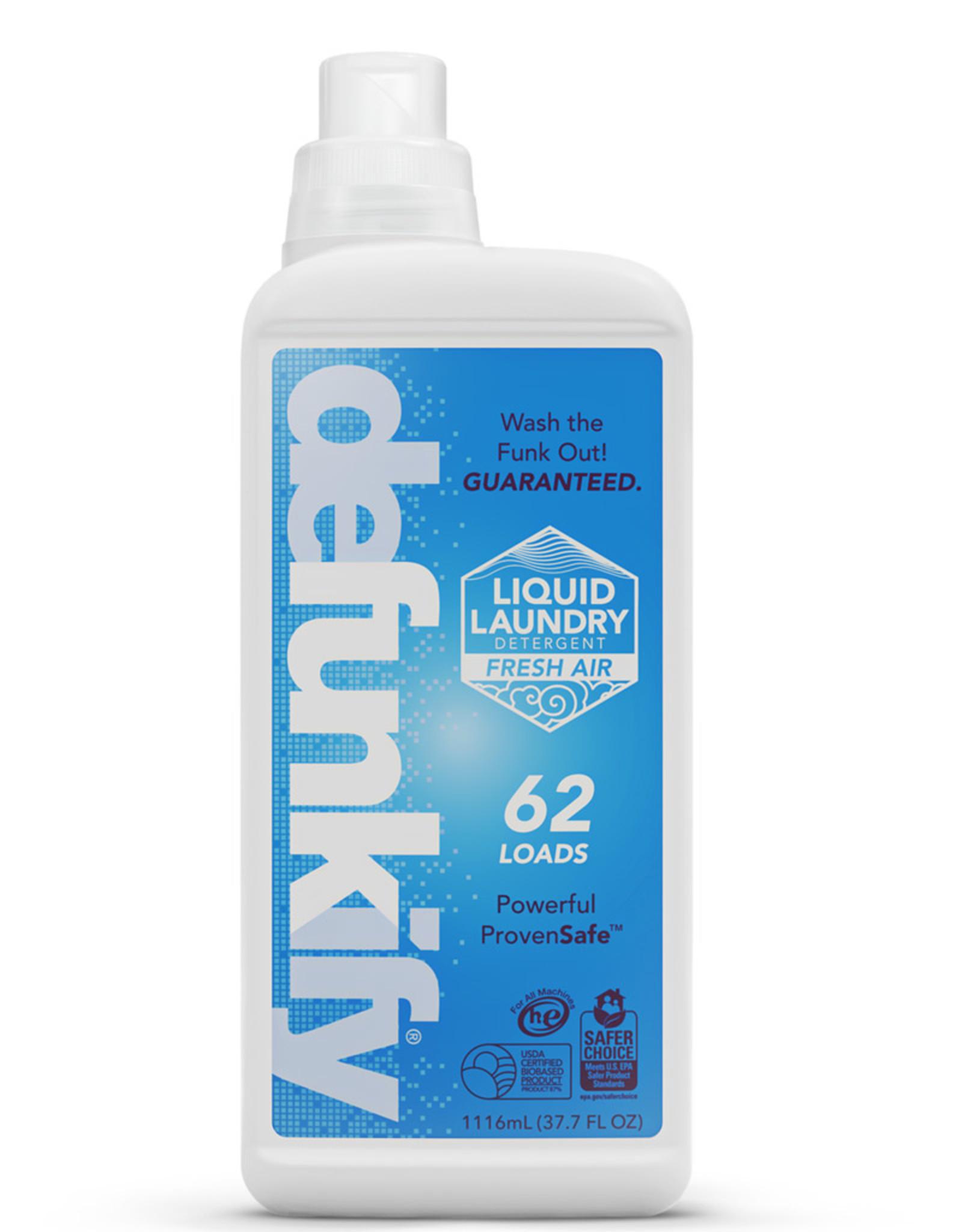 DEFUNKIT Liquid Laundry Detergent (62 LOADS)