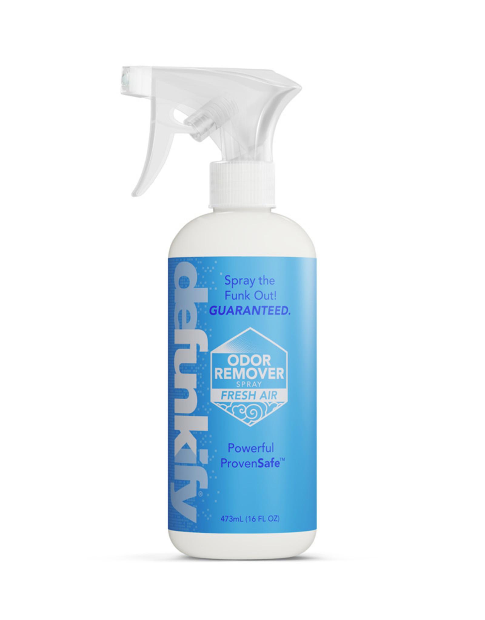 DEFUNKIT Odor Remover Spray