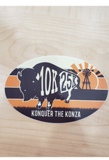 MRC KONQUER THE KONZA STICKER