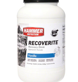 Hammer Nutrition RECOVERITE VANILLA 32 SERV