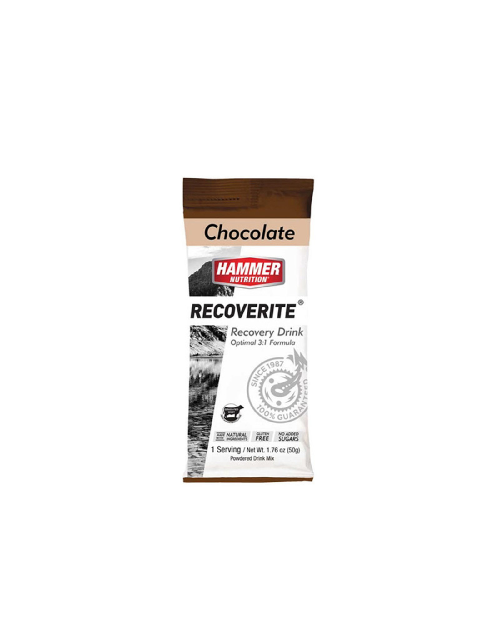 Hammer Nutrition RECOVERITE CHOCOLATE SINGLE SERV