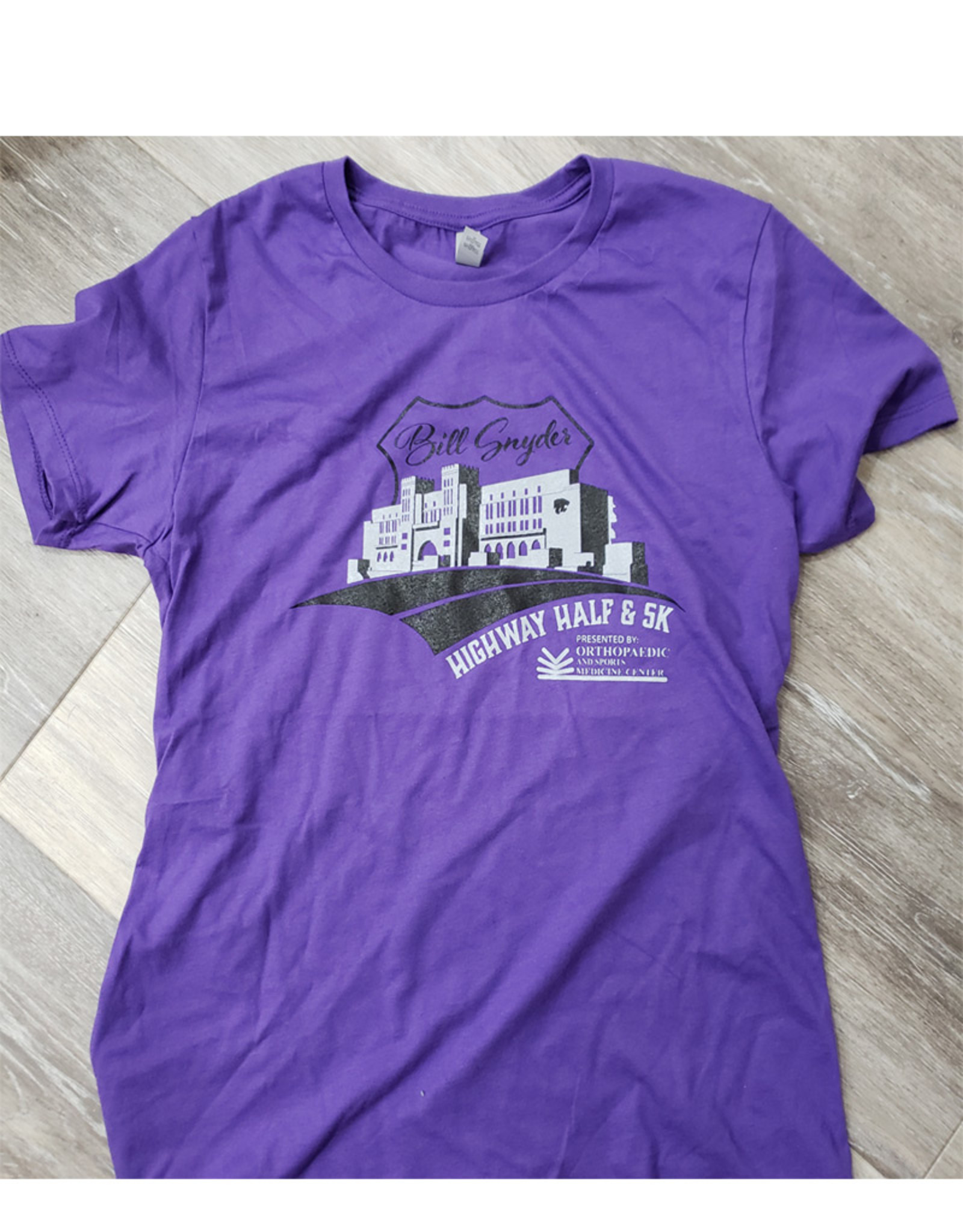 MRC Bill Snyder Highway Half & 5K Tee 2020