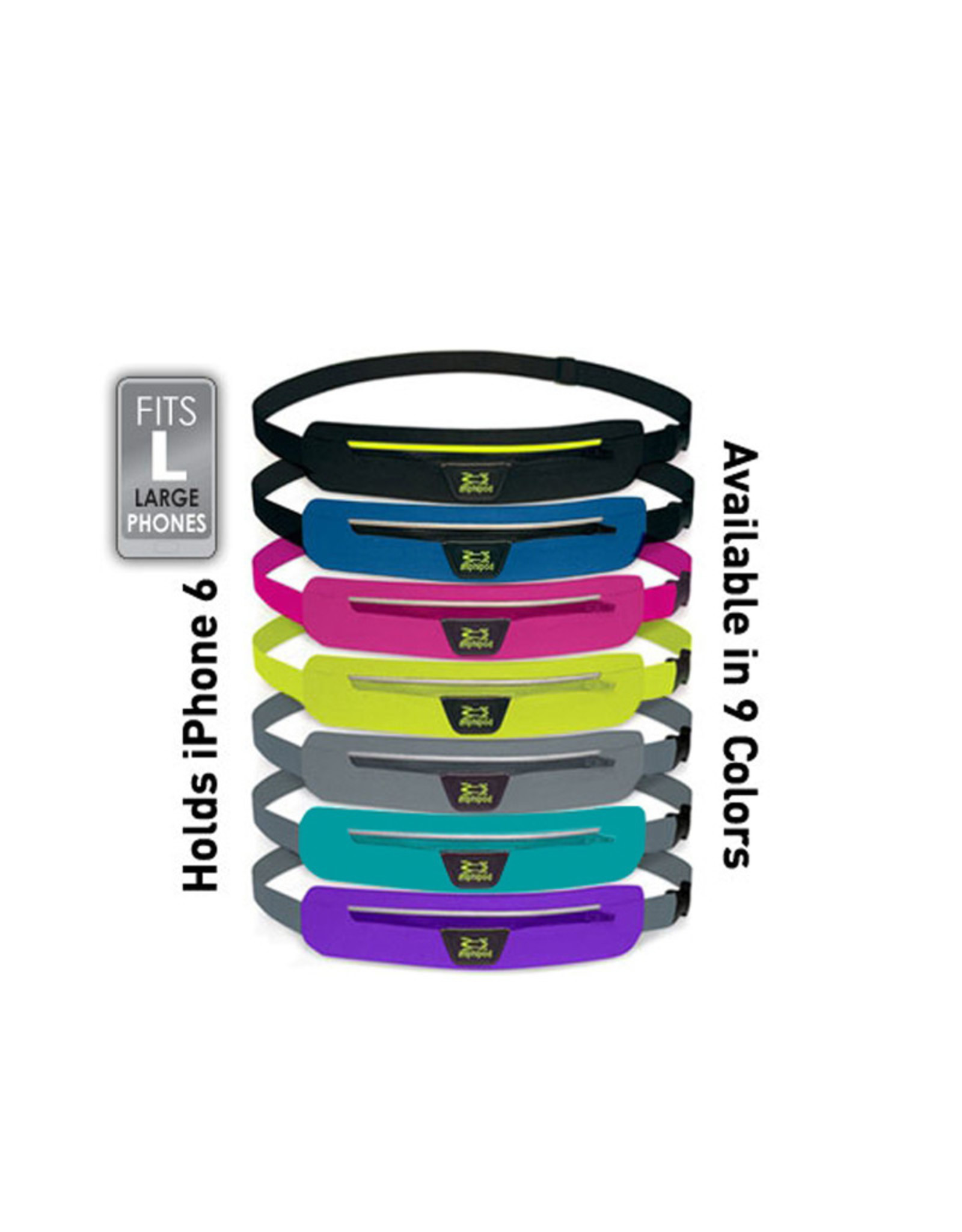 Amphipod AirFlow MicroStretch Belts