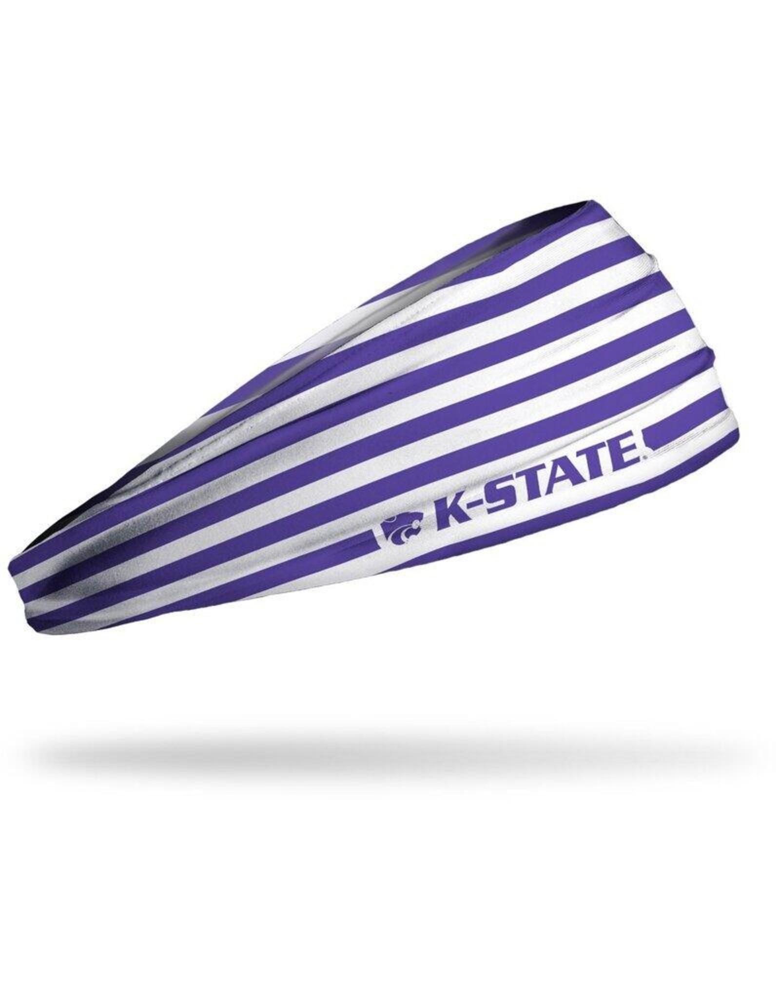 Junk Kansas State University: Multi Stripes Headband