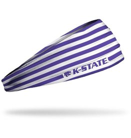 Junk Kansas State University: Multi Stripes Headband