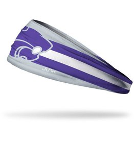 Junk Kansas State University: Football Stripe Headband
