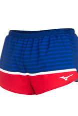 "Mizuno MEN'S PATRIOTIC 2"" SHORT"