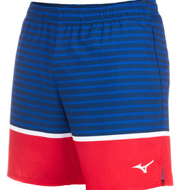 "Mizuno MEN'S PATRIOTIC 7"" SHORT"