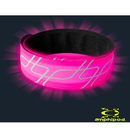 Amphipod Full-Viz Reflective Flashing Slap Band