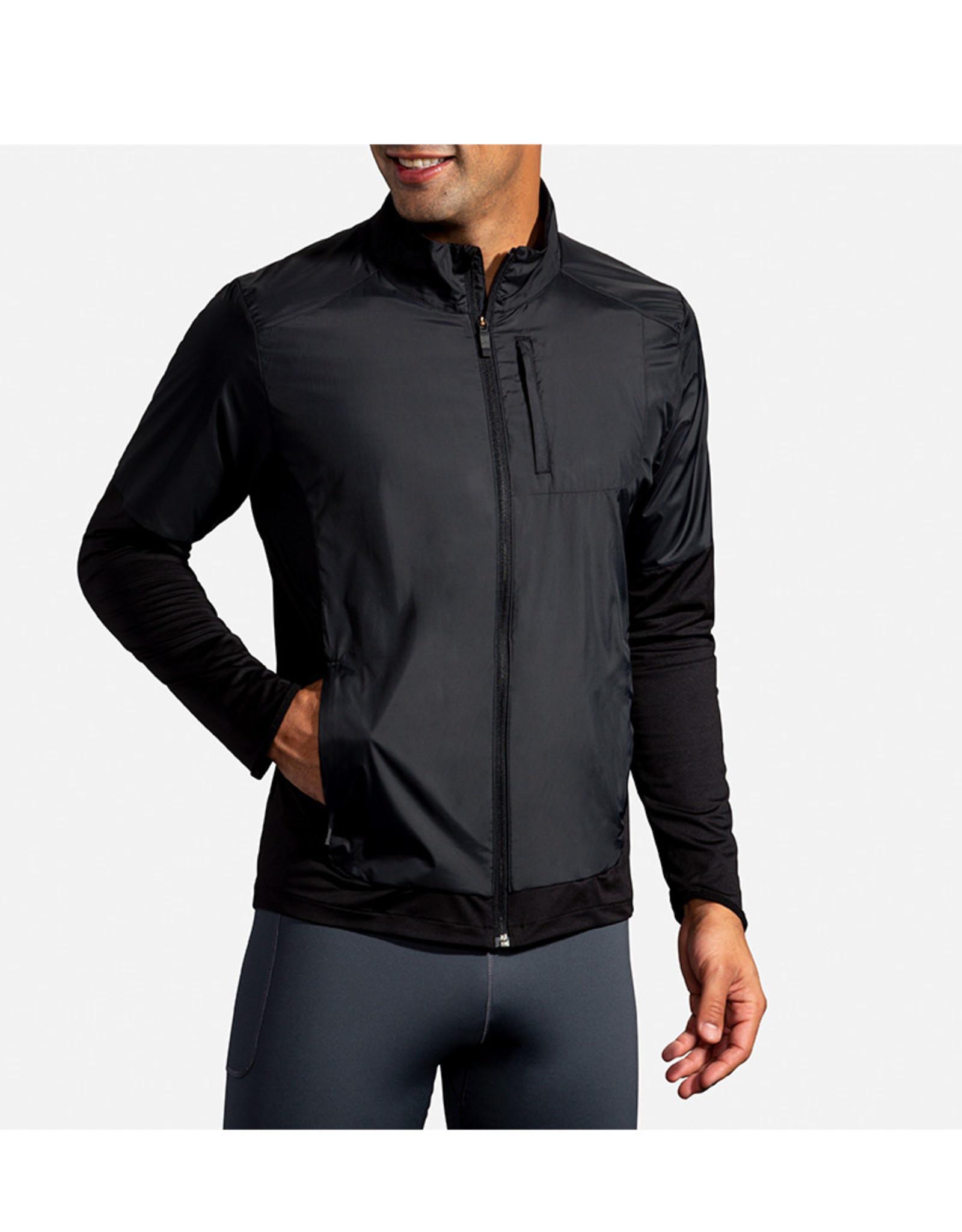 BROOKS Men's Fusion Hybrid Jacket