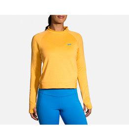 BROOKS Women's Notch Thermal Long Sleeve