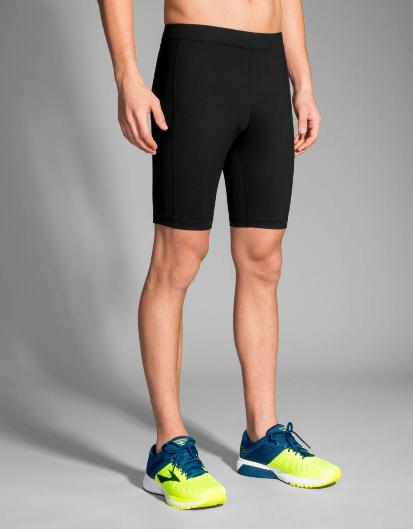 "BROOKS GREENLIGHT 9"" SHORT TIGHT"