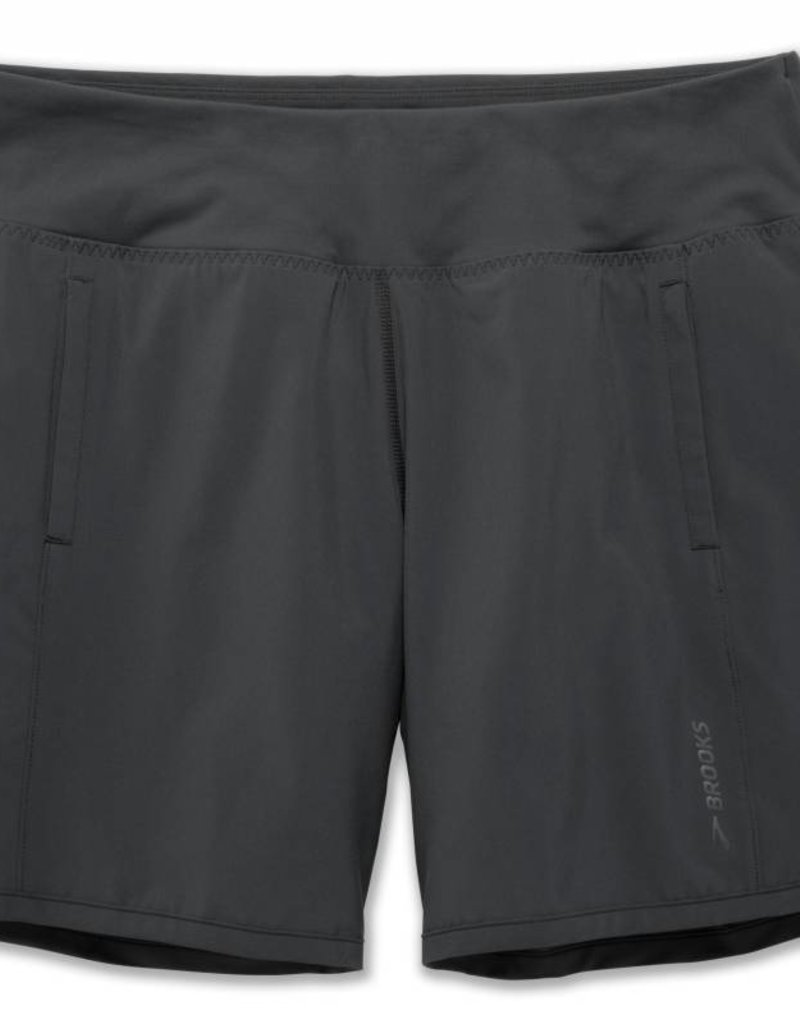 "BROOKS WMNS CHASER 5"" SHORT"