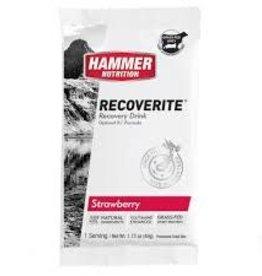 Hammer Nutrition RECOVERITE STRAWBERRY SINGLE SERV