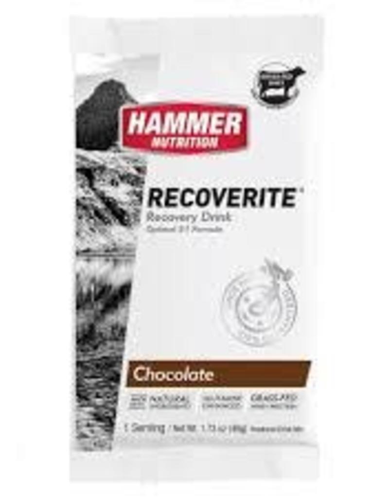 Hammer Nutrition RECOVERITE CHOCOLATE SINGLE SERV