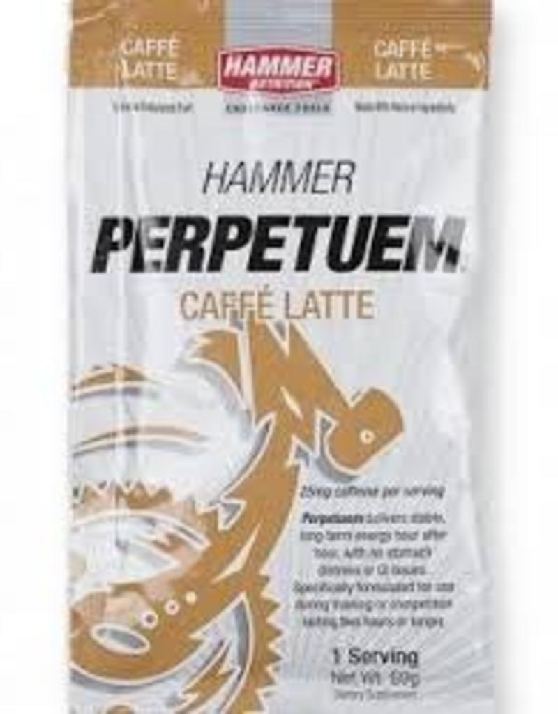 Hammer Nutrition PERPETUEM CEFFE LATTE SINGLE SERV