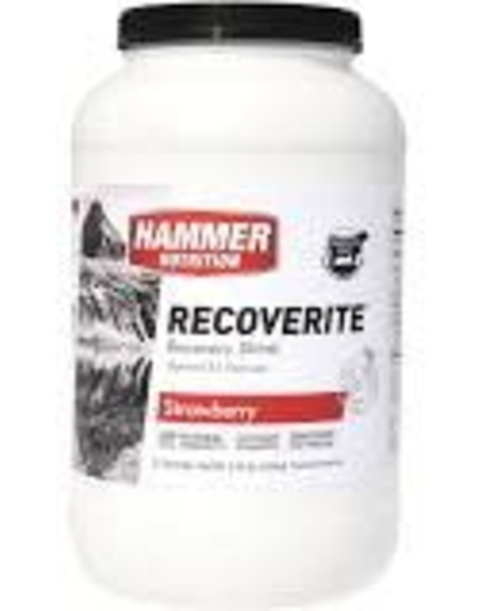 Hammer Nutrition RECOVERITE STRAWBERRY 32 SERV