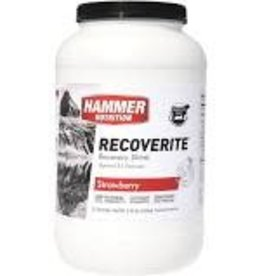 Hammer Nutrition RECOVERITE STRAWBERRY 32 SERV