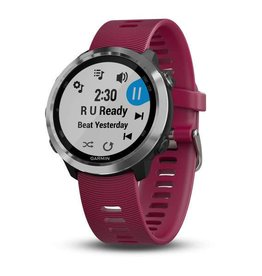 Garmin International FORERUNNER 645 MUSIC CERISE