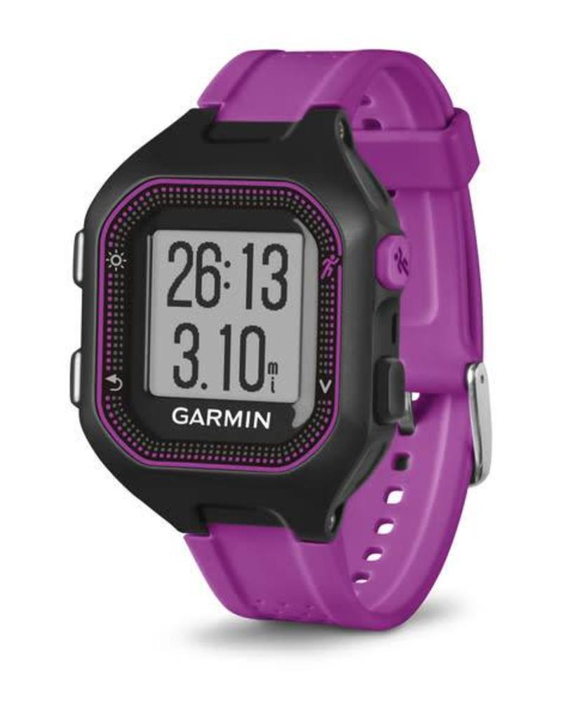 Garmin International GARMIN FORERUNNER 25 W/0 HR