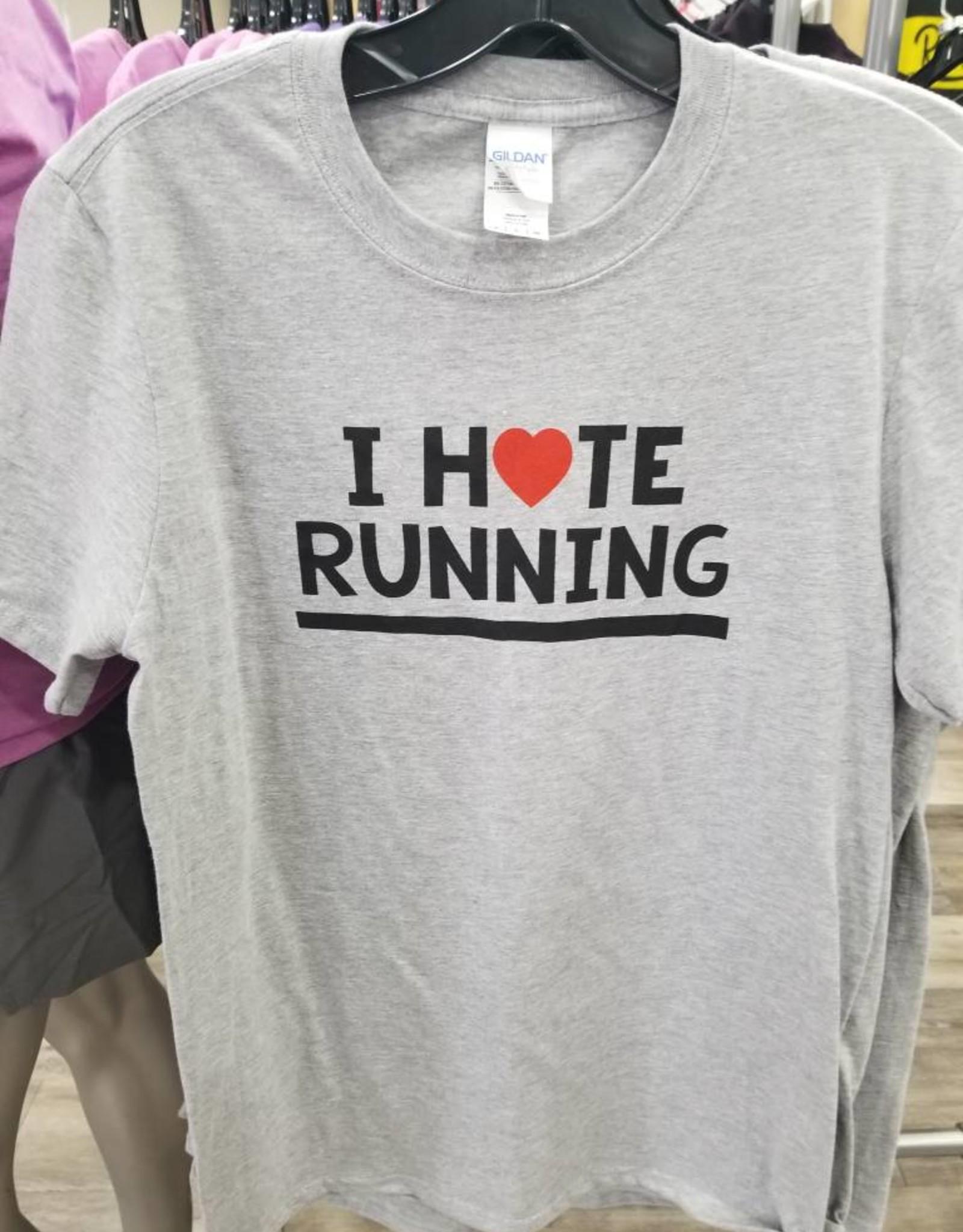 MRC I HATE RUNNING COTTON TEE