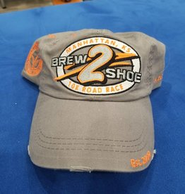 MRC BREW 2 SHOE HAT