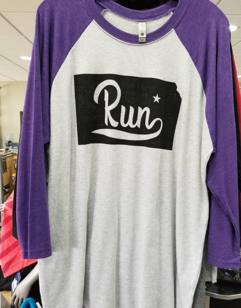 MRC KS RUN BASEBALL TEE