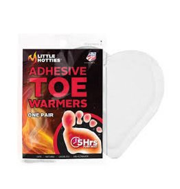 IMPLUS FOOTCARE LH ADHESIVE TOE WARMERS