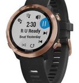 Garmin International FORERUNNER 645 MUSIC BLK/ROSE GOLD