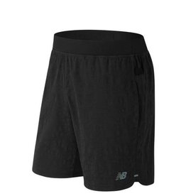 NEW BALANCE NB MNS 7 INCH Q SPEED JACQUARD SHORT