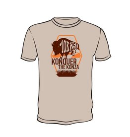 MRC Konquer the Konza Tee