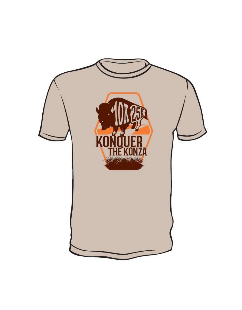 MRC Konquer the Konza Tee