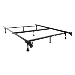 STRUCTURES by MALOUF Structures Queen/Twin Bed Frame