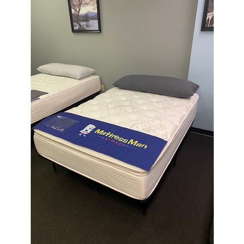 CLEARANCE Better Pillow Top - Full (Fabric may vary)