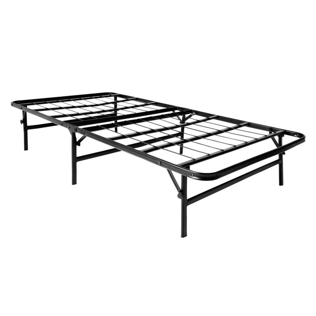 Highrise Lt Platform Bed Twin Furniture And Frames