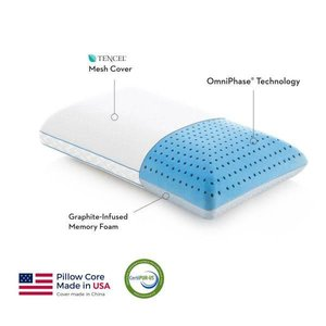 MALOUF CarbonCOOL Pillow - Queen