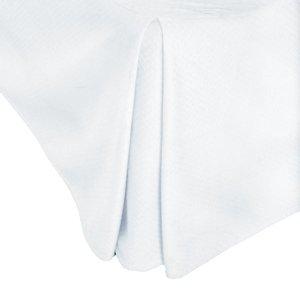 MALOUF WOVEN Matelasse Bed Skirt