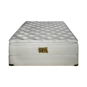 Nature's Spa Nature's Spa Valencia Pillow Top - Queen