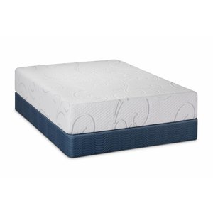 "Restonic 400 Series 12"" Memory Foam - Twin Extra Long"