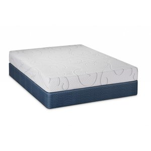 "Restonic 200 Series 8"" Memory Foam - King"