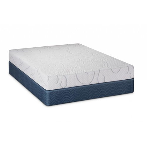 "Restonic 200 Series 8"" Memory Foam - California King"