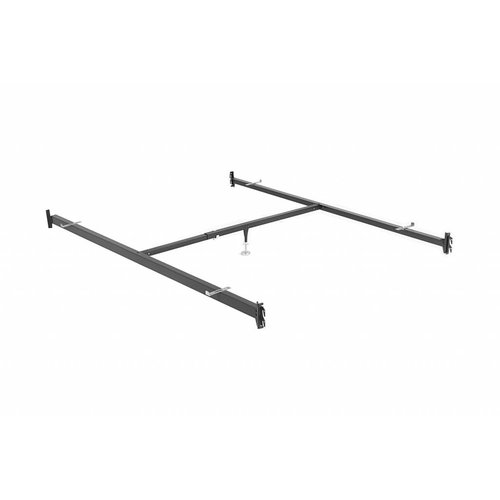 Fashion Bed Group Hook-On Rails With Center Support (81-1H)