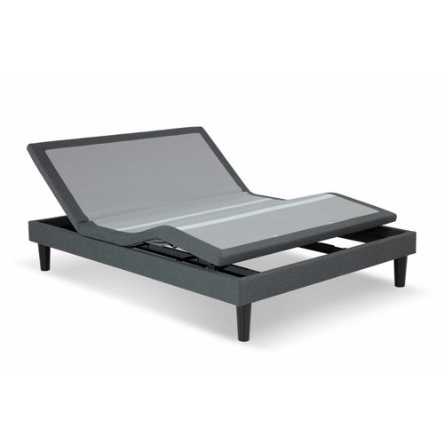 Leggett And Platt Adjustable Beds Restonic Deluxe By Leggett and Platt Adjustable Base - Split King