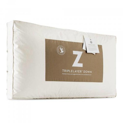 MALOUF Z™ TRIPLELAYER™ DOWN PILLOW - King