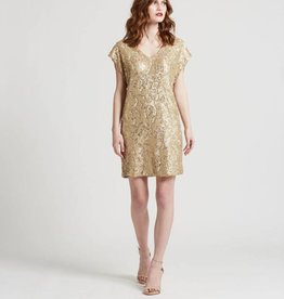 Andi Sequin Dress