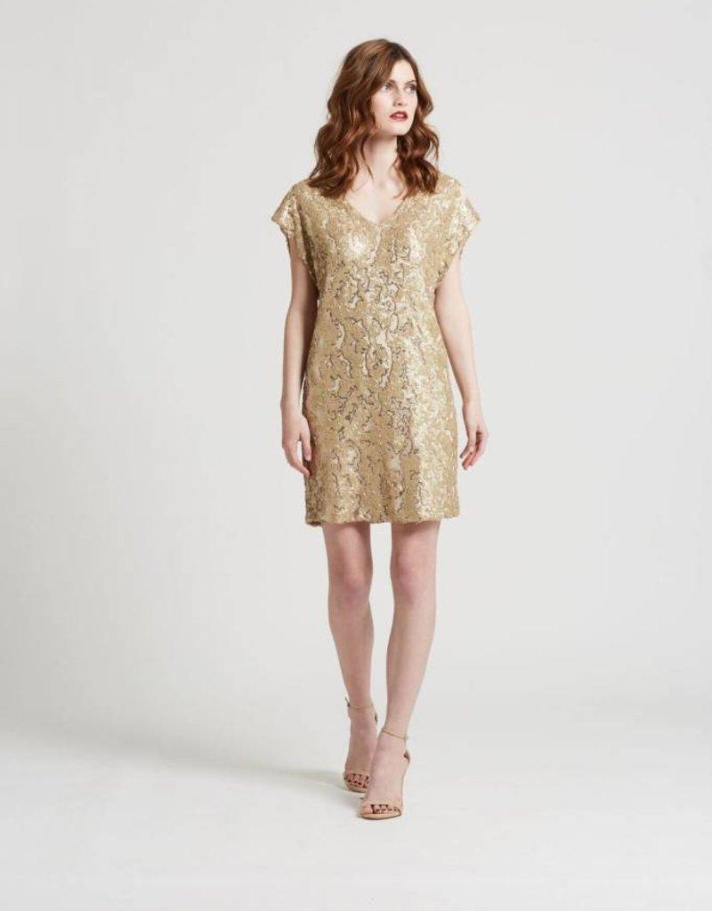 Andi Sequin Dress